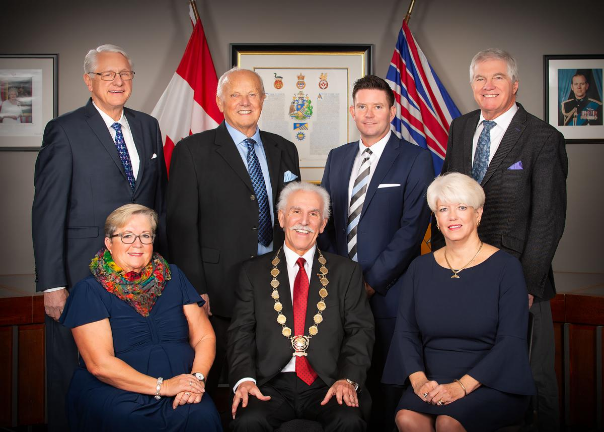 Mayor and Council 2018-2022