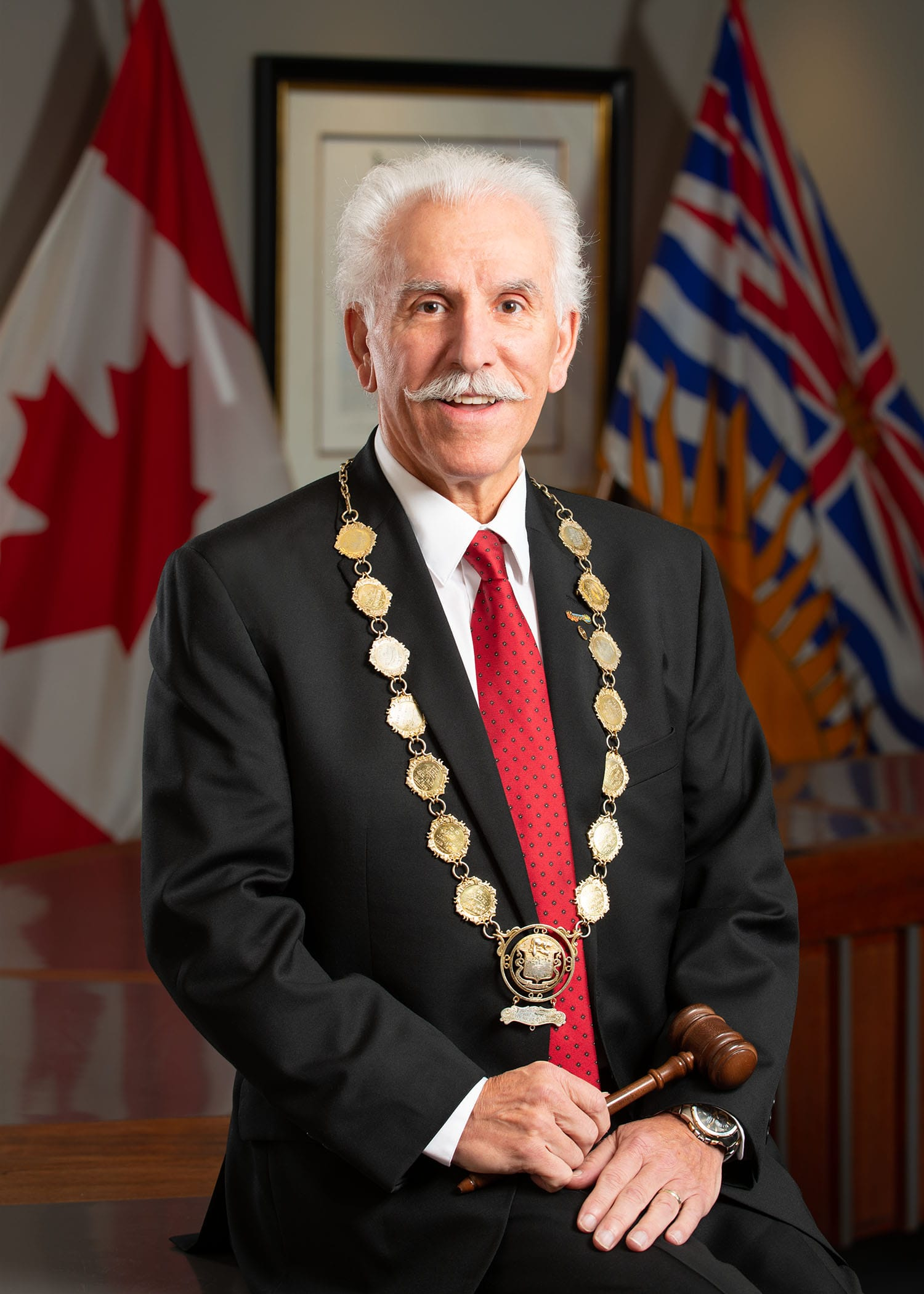 Mayor John Vassilaki