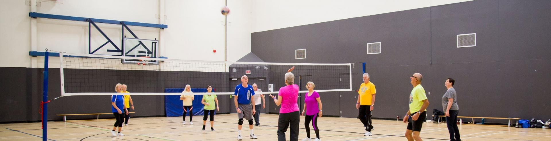 Community Centre Volleyball