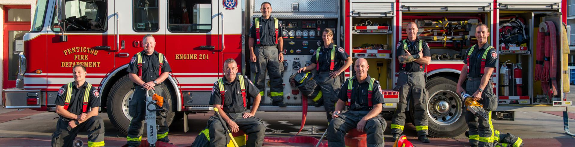 Penticton Fire Department