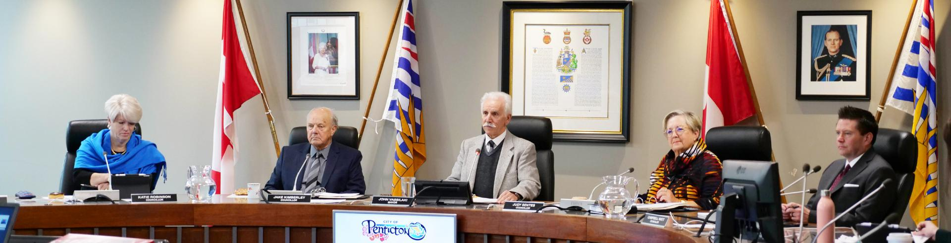 Penticton City Council Meeting