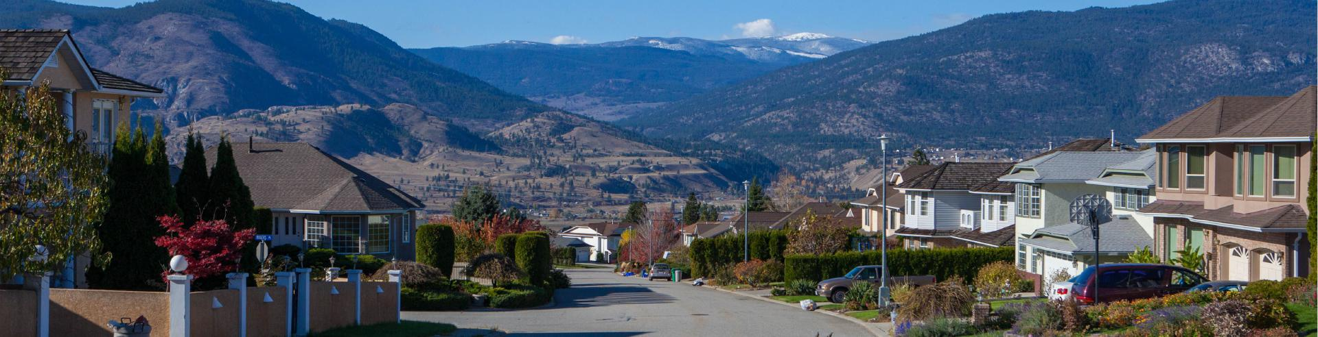 Penticton Neighbourhood