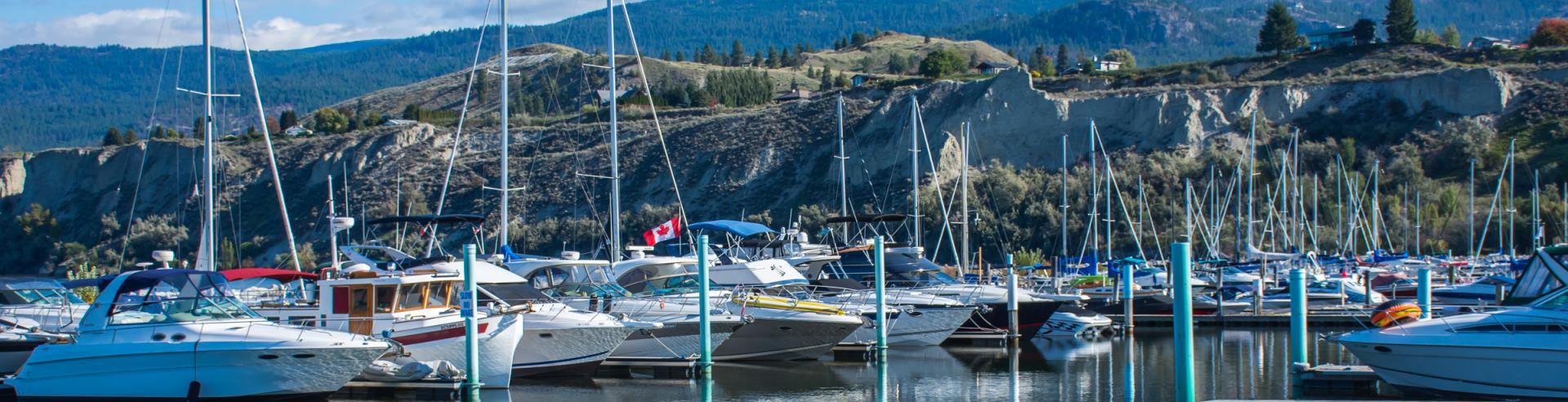Penticton Yacht Club and Marina