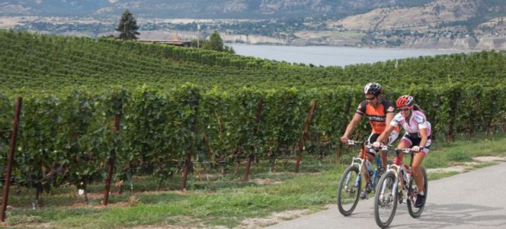 Start Here Penticton: Biking