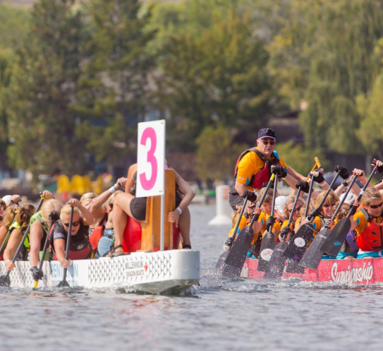 Penticton Dragonboat Festival, 20th anniversary