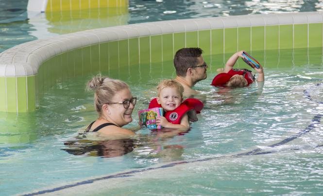 Recreation Program - swim lessons