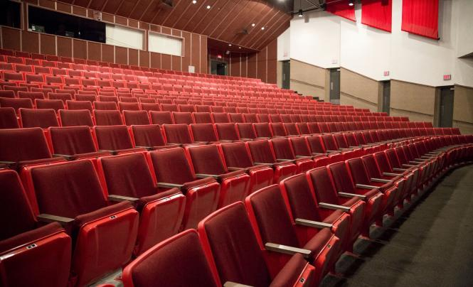 Cleland Community Theatre Seating